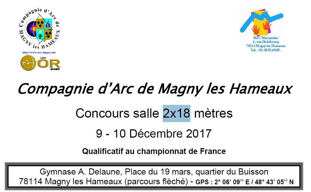 Concours Magny