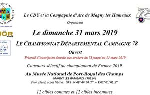 Champ. Depart. Campagne